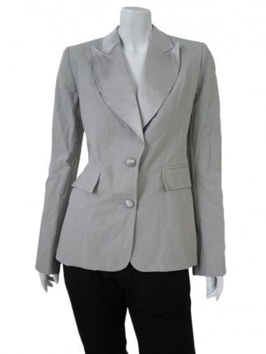Angelos-Frentzos Jacket with flap pockets