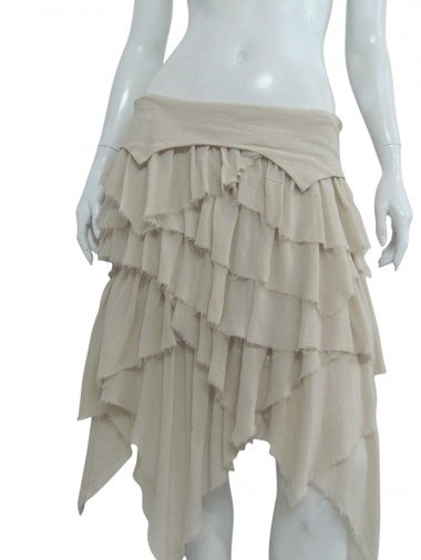 Norio Nakanishi Skirt with drape