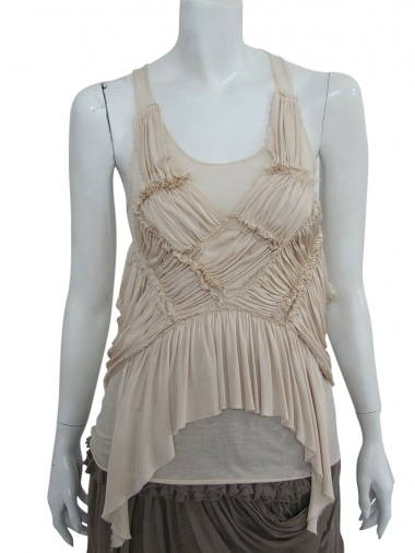 Norio Nakanishi Sleeveless top with drape