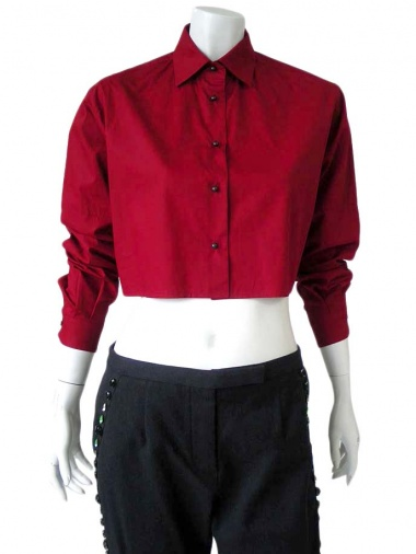 Angelos-Frentzos Short shirt