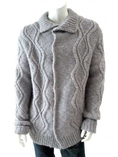Nicolò Ceschi Berrini Cardigan with zipper