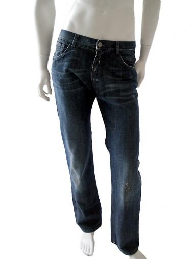 Nicolò Ceschi Berrini 5 pocket jeans