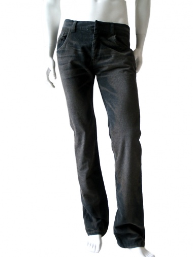 Nicolò Ceschi Berrini Pant with skewed  pockets