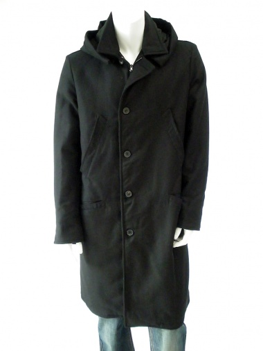 Nicolò Ceschi Berrini Coat with 4 pockets