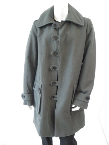 Nicolò Ceschi Berrini Coat with patch pockets