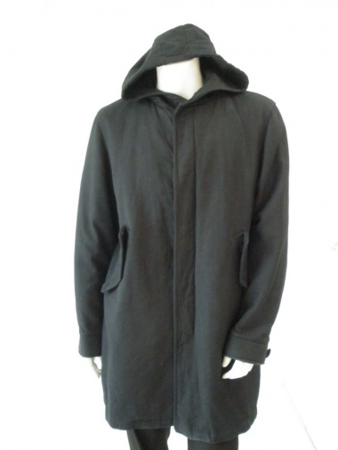 Nicolò Ceschi Berrini Coat with drawstring