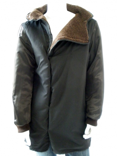 Nicolò Ceschi Berrini Coat with zipper