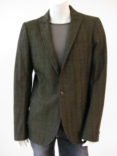 Nicolò Ceschi Berrini 1 button jacket