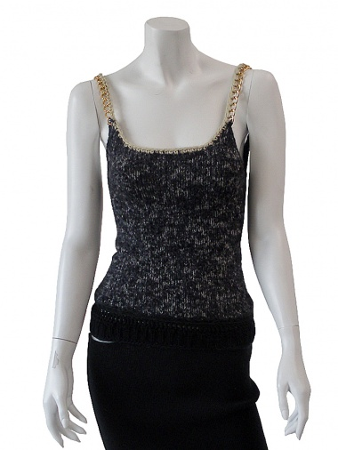 Clare Tough Top with chains