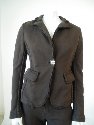 Norio Nakanishi Jacket with 1 button