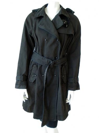 Norio Nakanishi Coat with facing