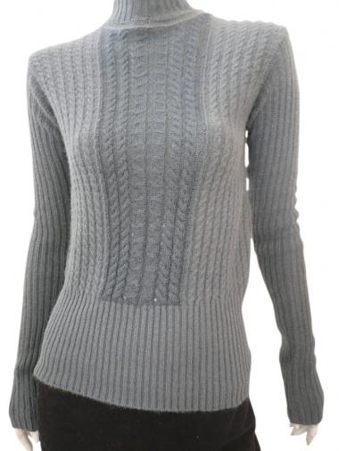 Jennifer Sindon Cable Knit Sweater