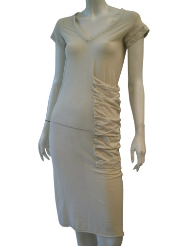 Alberto Incanuti V-necked dress