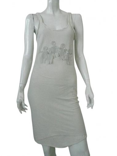 Alberto Incanuti Undershirt dress