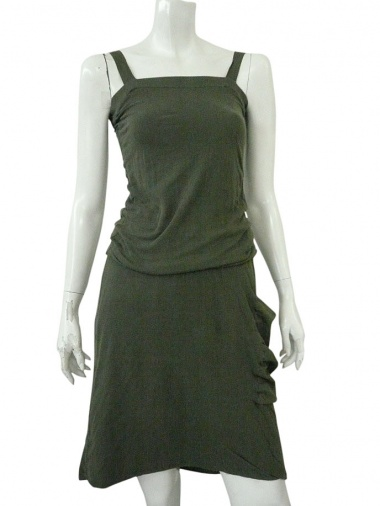 Alberto Incanuti Dress with shoulderstraps