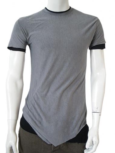 Nicolas & Mark Asymmetric T-Shirt