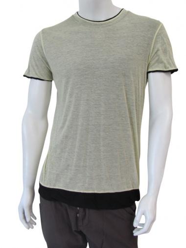 Nicolas & Mark T-Shirt reversibile