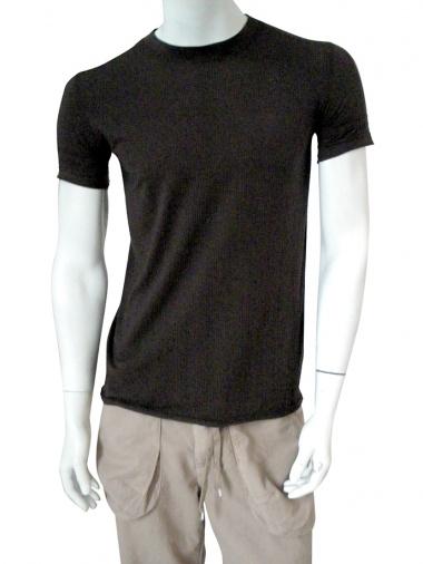 Nicolas & Mark Short-sleeved stretch T-Shirt