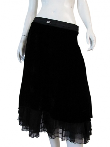 Angelos-Frentzos Flared skirt