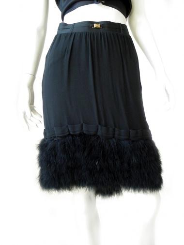 Angelos-Frentzos Tight Skirt