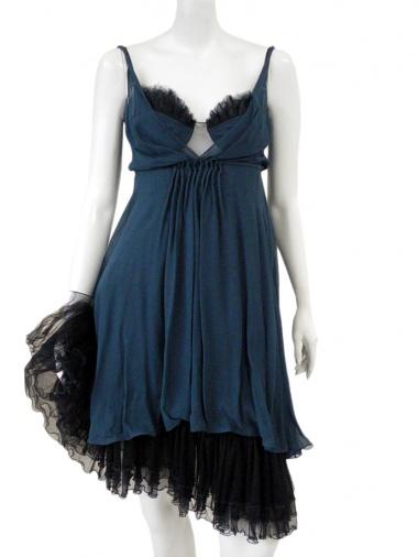 Angelos-Frentzos Bra dress