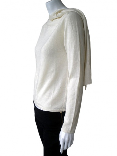 Osman Yousefzada Jumper with long collar