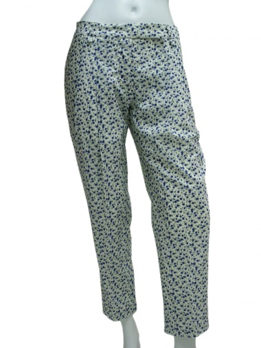 Angelos-Frentzos Pantalone classsico con piences