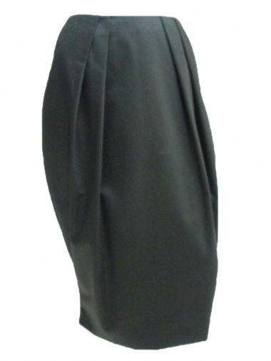 Angelos-Frentzos Skirt with pleats