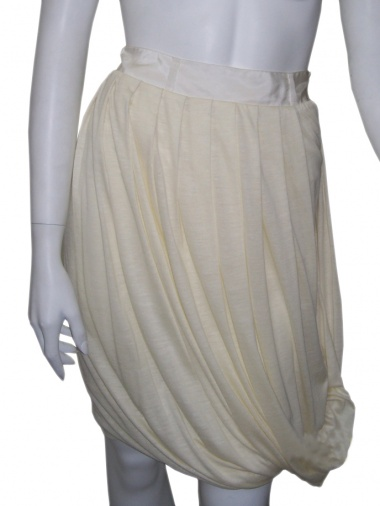 Angelos-Frentzos Draped skirt