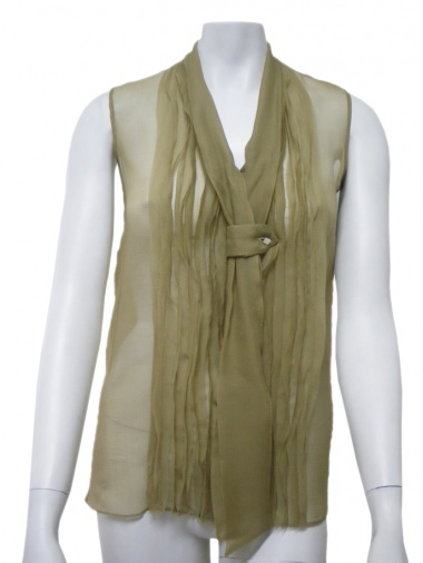 Angelos-Frentzos Sleeveless blouse