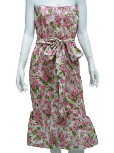 Angelos-Frentzos Corset dress