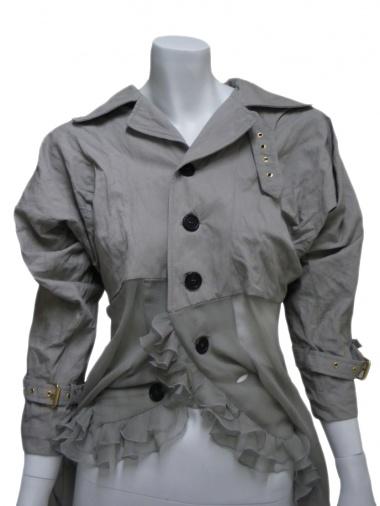 Angelos-Frentzos Double jacket
