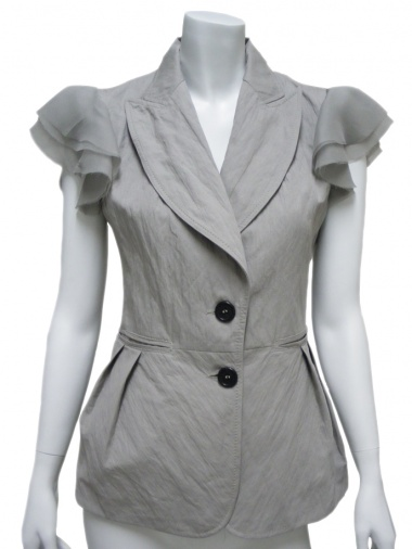 Angelos-Frentzos Sleeveless jacket