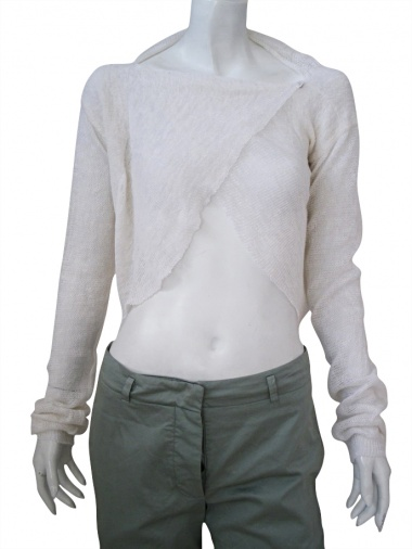 Nicolas & Mark Draped jumper