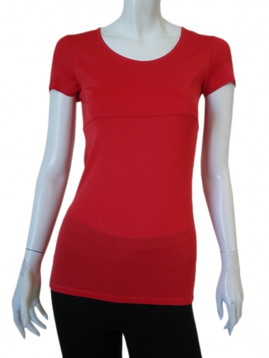 Once More T-Shirt with pleats