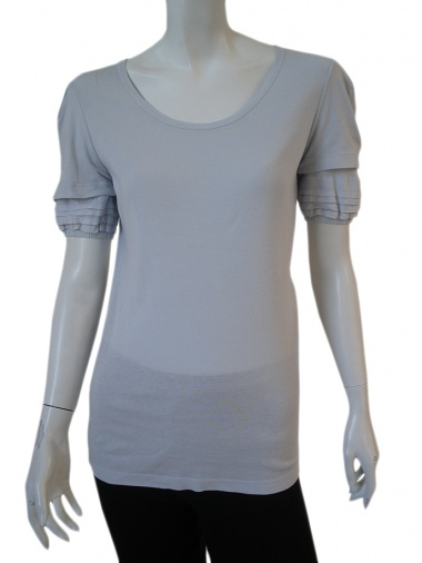 Once More T-Shirt with Puff Sleeve