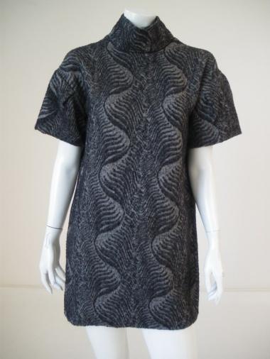 Angelos Frentzos Pre Short-sleeved dress