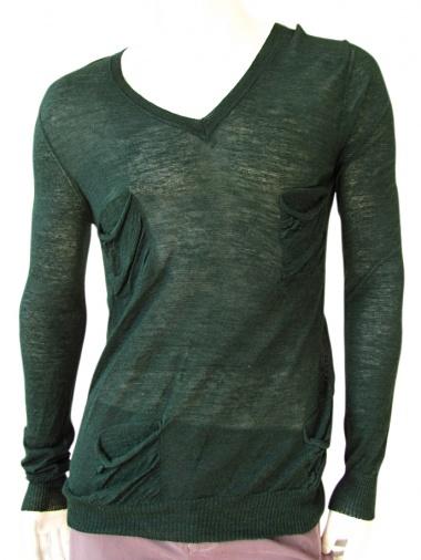 Angelos-Frentzos V-neck T-shirt