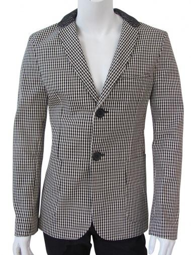 Alberto Incanuti Houndstooth Jacket