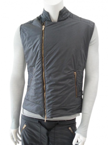 Nicolas & Mark Sleeveless jacket