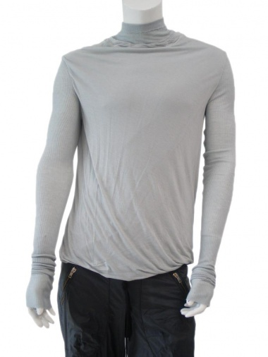 Nicolas & Mark Longsleeved T-Shirt with high neck