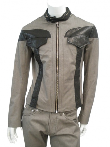 Nicolas & Mark Biker jacket