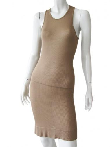 Delphine Wilson Halter neck dress