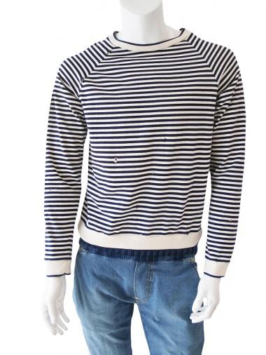 Nicolas & Mark Striped sweater
