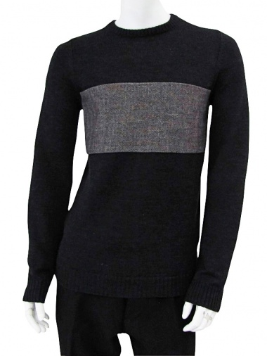Giulio Bondi Sweater with Grisaille