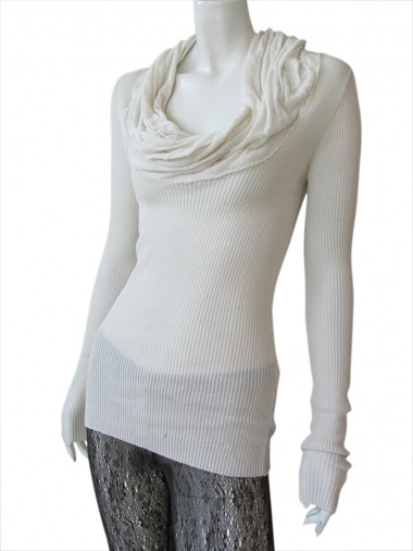 Nicolas & Mark Ribbed sweater