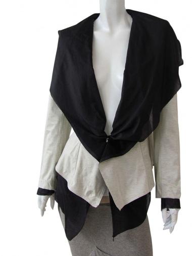 Delphine Wilson Bicoloured Jacket