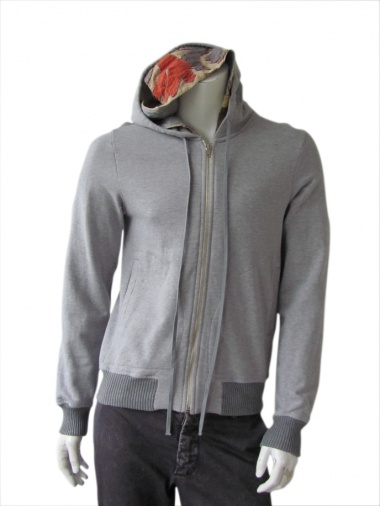 Nicolas & Mark Sweatershirt with double hood