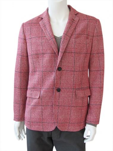 Giulio Bondi Tartan Jacket