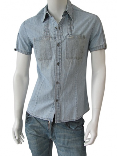 Vic-Torian Jeans shirt
